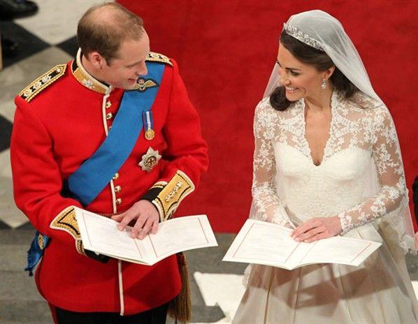 Royal Wedding Vows The
